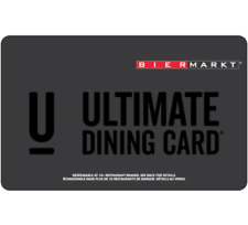 Bier Markt Gift Card $25, $50, or $100 - Email Delivery