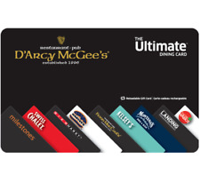 D'Arcy McGee's Gift Card $25, $50, or $100 - Email Delivery