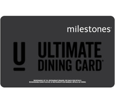 Milestones Gift Card $25, $50, or $100 - Email Delivery