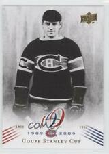 2008-09 #180 Coupe Stanley Cup (Montreal Canadiens) Montreal Canadiens Team Card