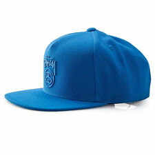 STUSSY STOCK LOGO SUEDE SNAPBACK CAP BLUE0 results. You ... b587642b0179
