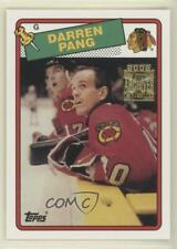 2001-02 Topps/O-Pee-Chee Archives #47 Darren Pang Chicago Blackhawks Hockey Card