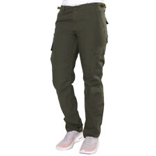 Carhartt WIP W' Aviation Pant Cypress Rinsed Damen Hose Cargohose Grün