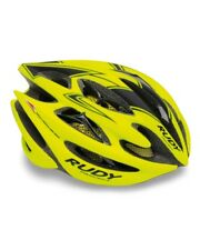 Rudy Project Casco Rudy Project Sterling, Yellow Fluo/Negro (Mate)