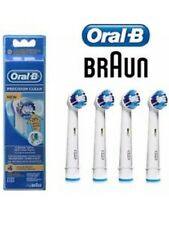Oral B Precision clean Electric Toothbrush Replacement Brush Head Pack EB20-4