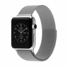 Magnetic Milanese Loop Stainless Steel Band for Apple Watch