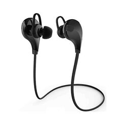 AURICOLARE BLUETOOTH HEADSET STEREO SPORT EARPHONE BLUETOOTH CUFFIE PER WIKO