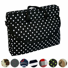 bambiniwelt Borsa per Laptop Notebook Borsa 24 ORE Custodia Design 17 Zoll