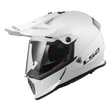 Ls2 Pioneer Mx436 Solid Casco Sport, ENDURO CROSS CASCO NUOVO