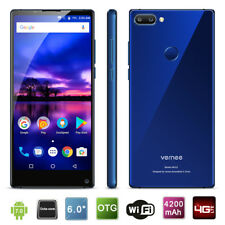 """Vernee MIX 2 6.0"""" 4G Smartphone Android 7.0 OCTA CORE 4GB + 64G 3 FOTOCAMERE"""
