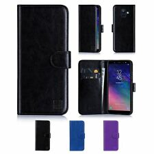 32nd Book Series – Synthetic Leather Flip Wallet Case Cover - Samsung Galaxy A6