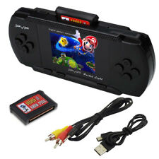 """2.8"""" PSP Game Console Handheld Portable 8 Bit Retro Video 186 Free Games Gift"""