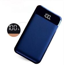 Power Bank USB External Mobile Quick Charger Battery Portable For Phone 20000mah