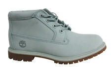 Timberland Af Nellie Chukka con lacci verde DONNA STIVALI IN PELLE a1hfn T7