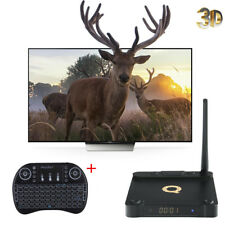hifixplay Q TV Box Android 6.0 Octa-Core H.265&vp9 2.4GHz/5.8GHz Wi-Fi BT 4.0