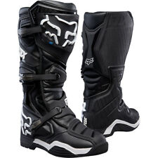 Fox Racing comp 8 Motocross Mx Enduro BOTAS DE MOTO - Negro