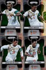 SENEGAL - PANINI PRIZM WORLD CUP 2018 - (275-283)