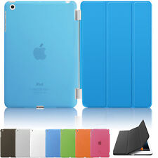SMART STAND MAGNETICA CUSTODIA COVER in pelle per Apple iPad Air 4 3 2 MINI