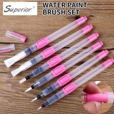 Painting Brush Paint Set Soft Watercolor Pen For Beginner Drawing Art Supplies