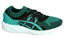 Asics Gel-Kayano Trainers Knit Womens Shoes Lace Up Textile Green H7W7N 8383 M9