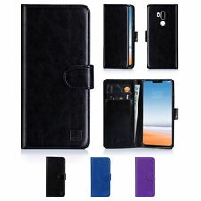 32nd Book Series – Synthetic PU Leather Flip Wallet Case Cover For LG G7 ThinQ