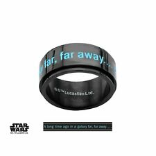 "Star Wars ""Galaxy Far Away"" Spinner Ring"