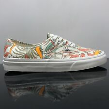 VANS AUTHENTIC CALIFORNIA FLORAL MARSHMALLOW TRAINERS
