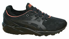 Asics Gel-Kayano Trainers Evo Womens Shoes Lace Up Textile Black H7Q6N 9090 M6