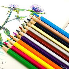 Water Color Crayons Pencil Set School Stationery Pastel Drawing Sketch Art Pens