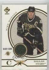2003-04 Pacific Private Stock Reserve #163 Mike Modano Dallas Stars Hockey Card