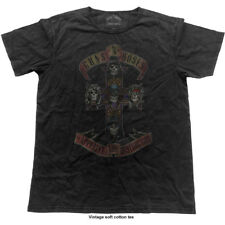 Guns n Roses - Appetite for Destruction - Premium Retro Style T-Shirt