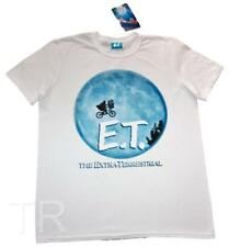 E.T. - THE EXTRA-TERRESTRIAL - Universal Studios - Men's White T Shirts