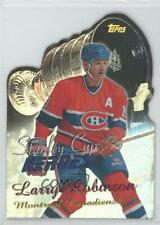 2000-01 Topps Stanley Cup Heroes #SCH-LR Larry Robinson Montreal Canadiens Card