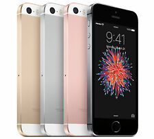 Apple Iphone Se 16gb,32gb,64gb,128gb or, Gris Espace, Argent, or Rose - Wow