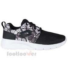 Scarpe Lotto Megalight Fly W T4048 Donna Black White Nylon Running Sneakers Moda
