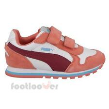 263d3e87a92 Shoes Puma ST Runner L V PS 360763 09 Girl s Running Sneakers Salmon White