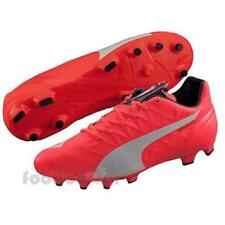 Scarpe Calcio Puma evoSpeed 4.4 FG 103273 01 Uomo Lava Blast Orange Moda IT