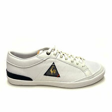 Scarpe Le Coq Sportif Feretcraft Nylon 1710095 Sneakers Leather Uomo Optical Whi