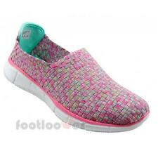 Scarpe Skechers Equalizer Vivid Dream 12028 PKMT Pink Mocassino Woven Donna Moda