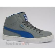 Scarpe Puma Mid L Jr 357204 02 sneakers junior donna basket casual moda grey IT