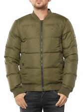 NUOVO TOMMY HILFIGER GIACCA UOMO thdm BASE verso basso BOMBER 18 Giacca piumino