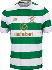 New Balance Celtic Home Jersey 2017-18(MT730035)
