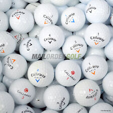 Callaway Lake Golf Balls Pearl A Grade Chrome Soft