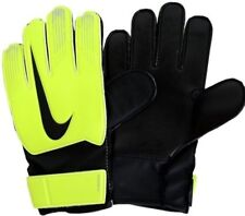 Nike GK Junior Match Goalie Gloves Goal Keeper Goalkeeper Gloves - Bright Yellow
