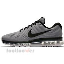 Nike Air Max 2017 849559 011 Mens Running Shoes Grey Sneakers Trainers Fashion