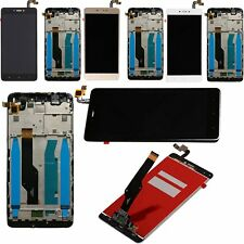 Para Xiaomi Redmi Note 4X Pantalla Completa Display LCD Táctil Screen + Marco FV