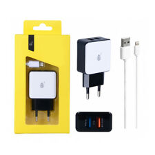 WALL CHARGER CARICATORE RETE ONEPLUS CS101 2.1A + CAVO MICRO USB PER LG - ASUS
