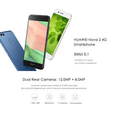 """Huawei Nova 2 4g LTE Smartphone 5.0"""" Android 7.0 Octa Core 2.36ghz 4gb+ 64gb"""