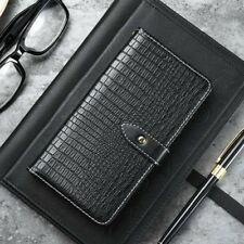 Crocodile Flip PU Leather Case Card Wallet Cover Stand For Xiaomi Redmi Phones C