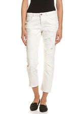 GUESS Jeans Donna Pantaloni in Denim 7/8-länge Tapered Relax